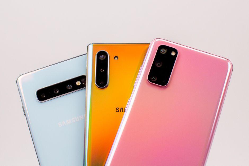 Samsung S20 Ultra vs Note 10 Plus Australia